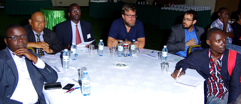 Some of the stakeholders  of the PHFP who attended the Conference